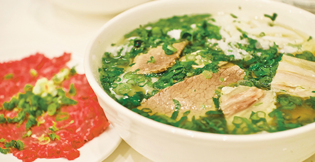 Pho Ha Noi: A Comeback for the Win