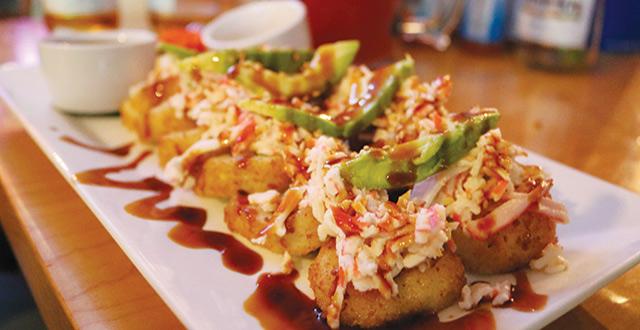 Sinaloa sushi east san jose adds a vibrant vip for Cuisine vipp