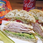 The Turkey Avocado combines two healthy and delicious options at Toasted, Craft Sandwiches.