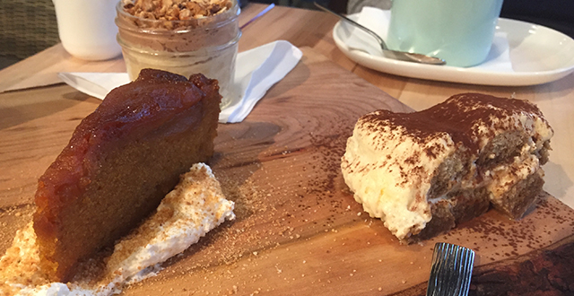 Stanford Shopping Center's Terrain Cafe Excels in the Sweets Department