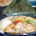 JINYA has received praise for its complex broth, which simmers for no less than 10 hours.