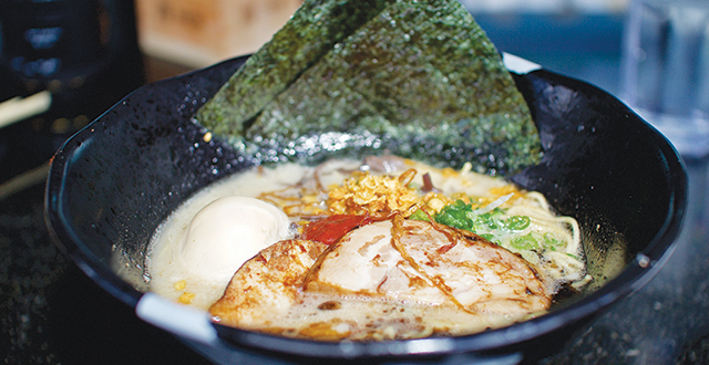 JINYA Proves a Worthy Contender for Top Ramen