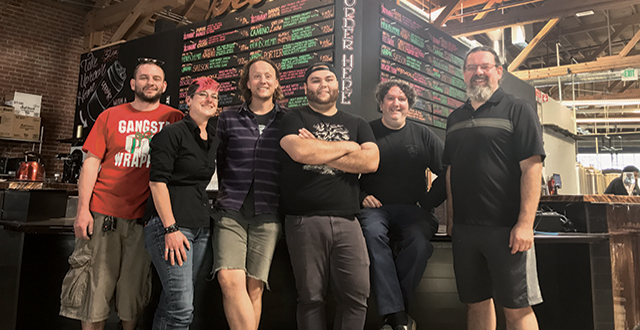 Uproar Brewing Co. Makes Long-Anticipated Debut
