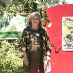 Alrie Middlebrook is the founder of California Native Garden Foundation, as well as Middlebrook Gardens in San Jose. (Photo by Payje Redmond)