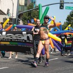 The Silicon Valley Pride parade will take place Sunday, Aug. 27, in downtown San Jose, following a party the night before. Photo by Taylor Jones.