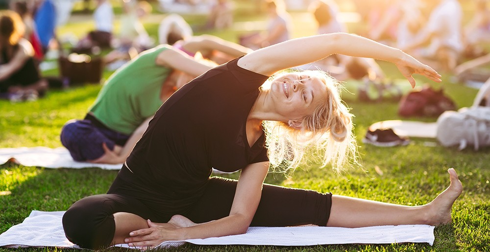 San Jose Hosts First-Ever Community Yoga Festival, Conscious SJ, at St. James Park