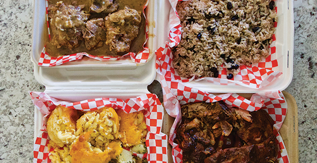 Carisoul: Caribbean, Soul Food Combo Come to Japantown