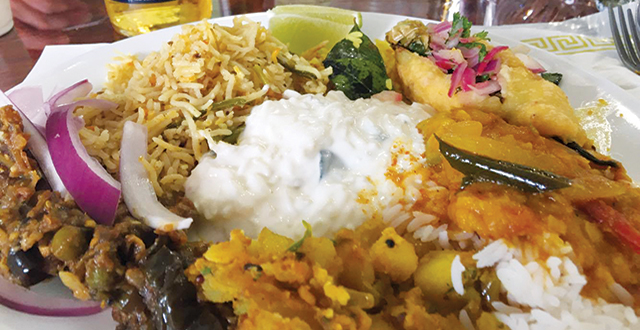 Sankranti: Heaven Is an Indian Buffet in Sunnyvale