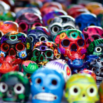 EL DIA: There are a number of lively Dia de Los Muertos celebrations slated for San Jose and the South Bay. Photo by John Dyke.