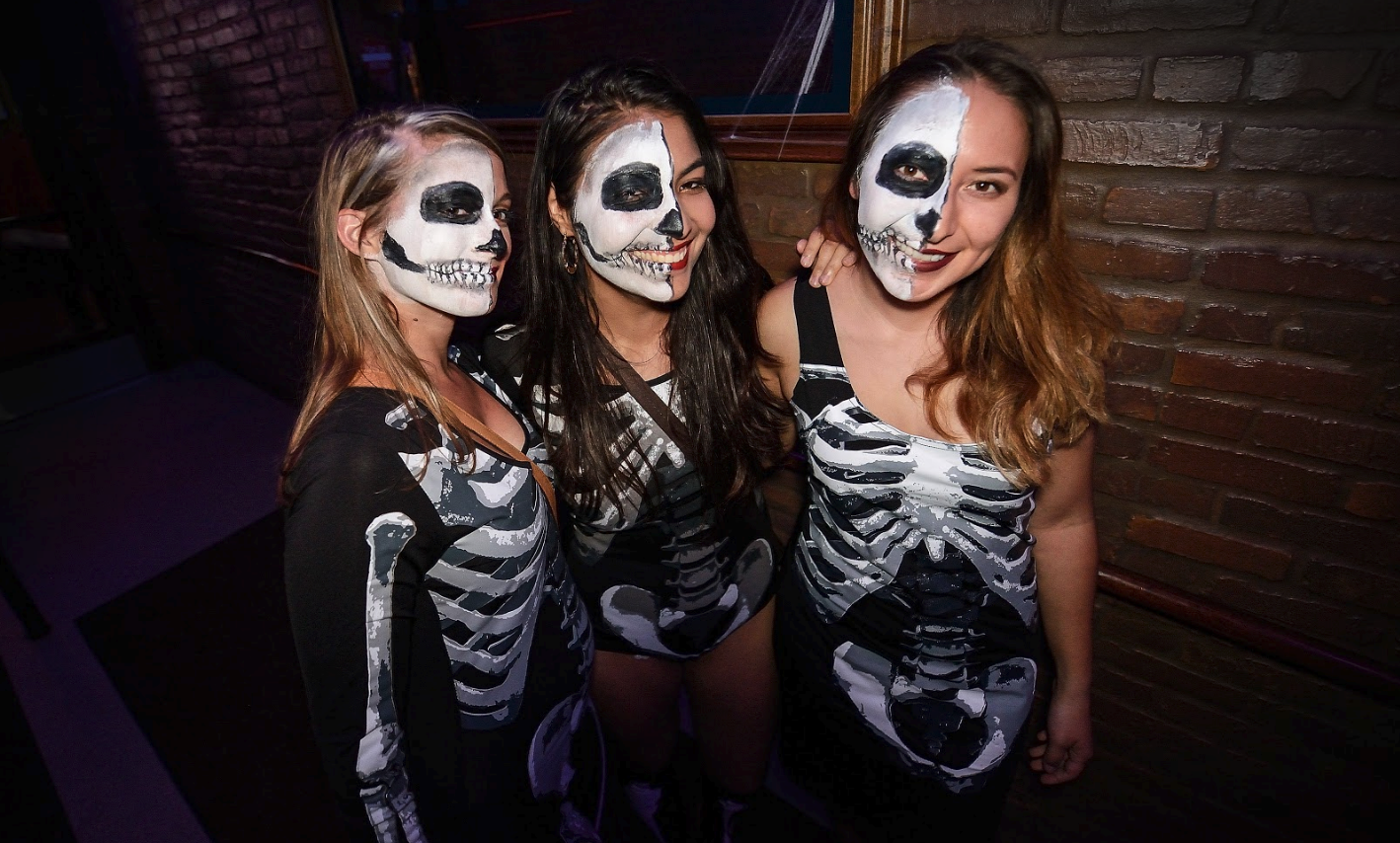 Silicon Valley Halloween Parties