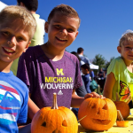 THE GREAT PUMPKINS: There are many pumpkin patches in Silicon Valley. Fun for the whole family. Photo by John Dyke.