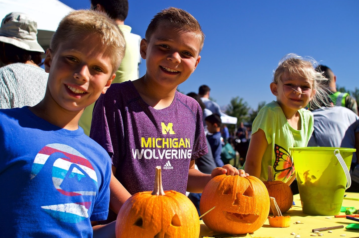South Bay Pumpkin Patches