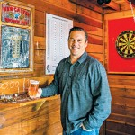 Jason Revino recently unveiled his second Scotts Valley restaurant, Two Doors. Photo by Keana Parker