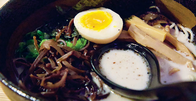 Pot Belly Ramen is Love Soup-ified