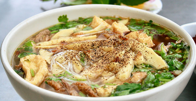 Tofoo Com Chay serves up Vietnamese favorites that are strictly vegan. Photo by John Dyke