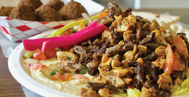 Diwan Al Falafel's Streetwise Shawarma