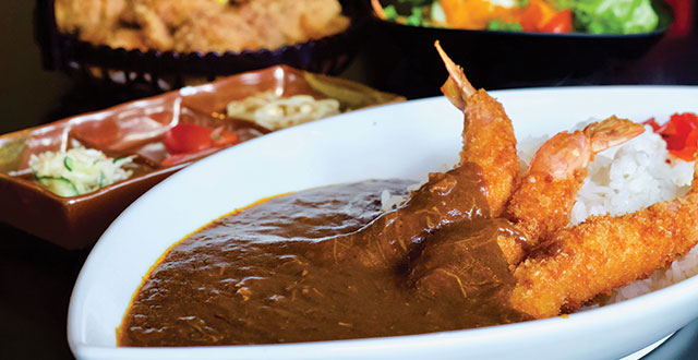 Curry On: Kizuna puts Japanese spin on Indian staple