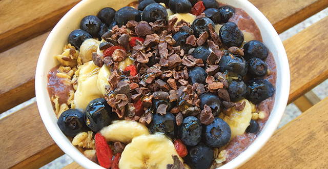 Vitality Bowls in Mountain View Keeps the Super Food Growing