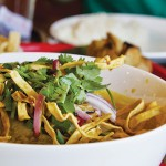 The khao soi is definitely a standout dish at Khaosan Thai. Photo by John Dyke