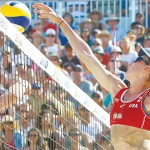 Olympic volleyball player aims to go for the gold in 2020. In the meantime, she's organizing a a touring lifestyle festival.
