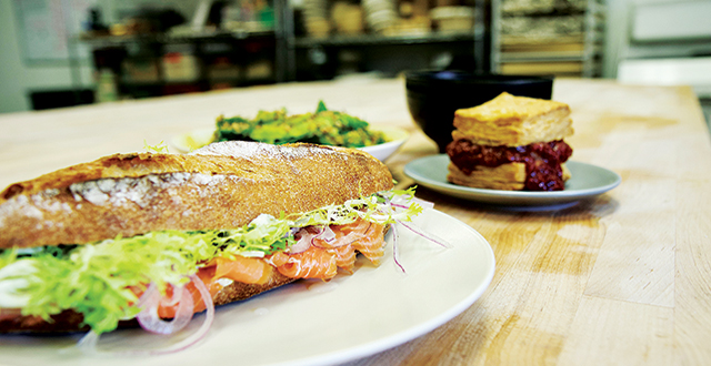 Manresa Bread will serve confections and sandwiches in its new Campbell cafe, which is slated to open this fall. Photo by John Dyke