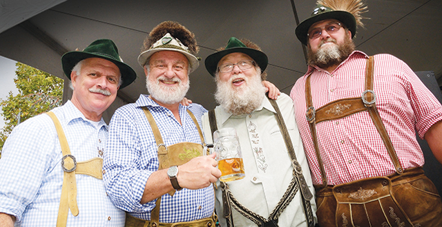 Fall Feasting: Oktoberfest in Silicon Valley