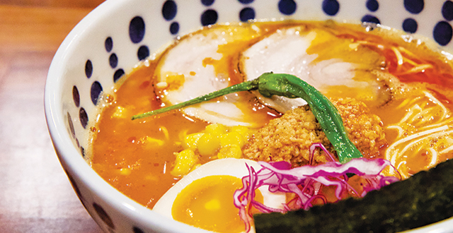The Place does ramen right—and that's enough for us