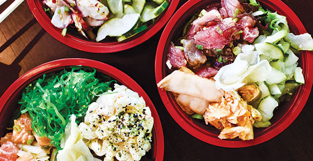 Aloha Fresh Relocates to Japantown, Stays True to Cultural Roots of Poke