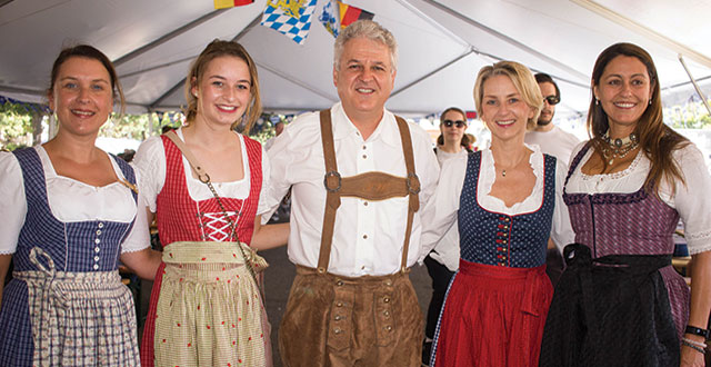 Celebrate Oktoberfest in Silicon Valley with beer, brats and more beer