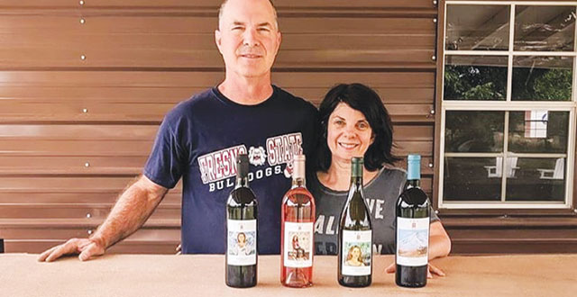 Campbell Civil Cervant Launches P&V Winery