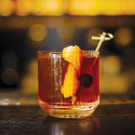 OLD STANDBY: Arguably the first cocktail ever made, the old fashioned stands the test of time.