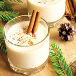 WARM & TOASTY: Don't buy your eggnog from the store—it's easy to make and far better from scratch.