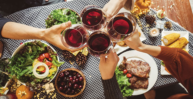Local Thanksgiving Pairings From the Santa Clara Valley