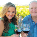 WAY OF LIFE: Denise Besson, with her father George Besson Jr., is the fourth generation to run Besson Family Vineyards in Gilroy.