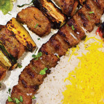 CHEAP-KEBAB: Caspian Restaurant in Mountain View offers top notch Middle Eastern food at reasonable prices.