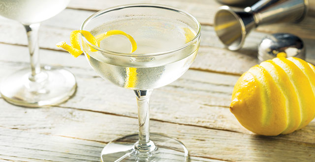 Stirred, Never Shaken: The Definitive Guide to a Real Martini