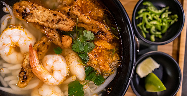 Nam Vietnamese Brasserie opens in RWC, Salt & Straw scoops spot at Valley Fair