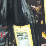 SIP WHILE SHELTERING: Aver Family Vineyards is one of many local wineries offering free local delivery.