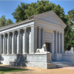 The Stanford Mausoleum is opened to the public annually for the school's Founders' day celebration. (Photo courtesy of ShutterStock)