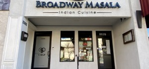Broadway Masala in Redwood City. (Photo by Janice Bitters)